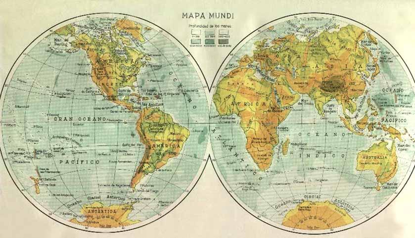 Geografa Fsica  Arte Historia y Geografa